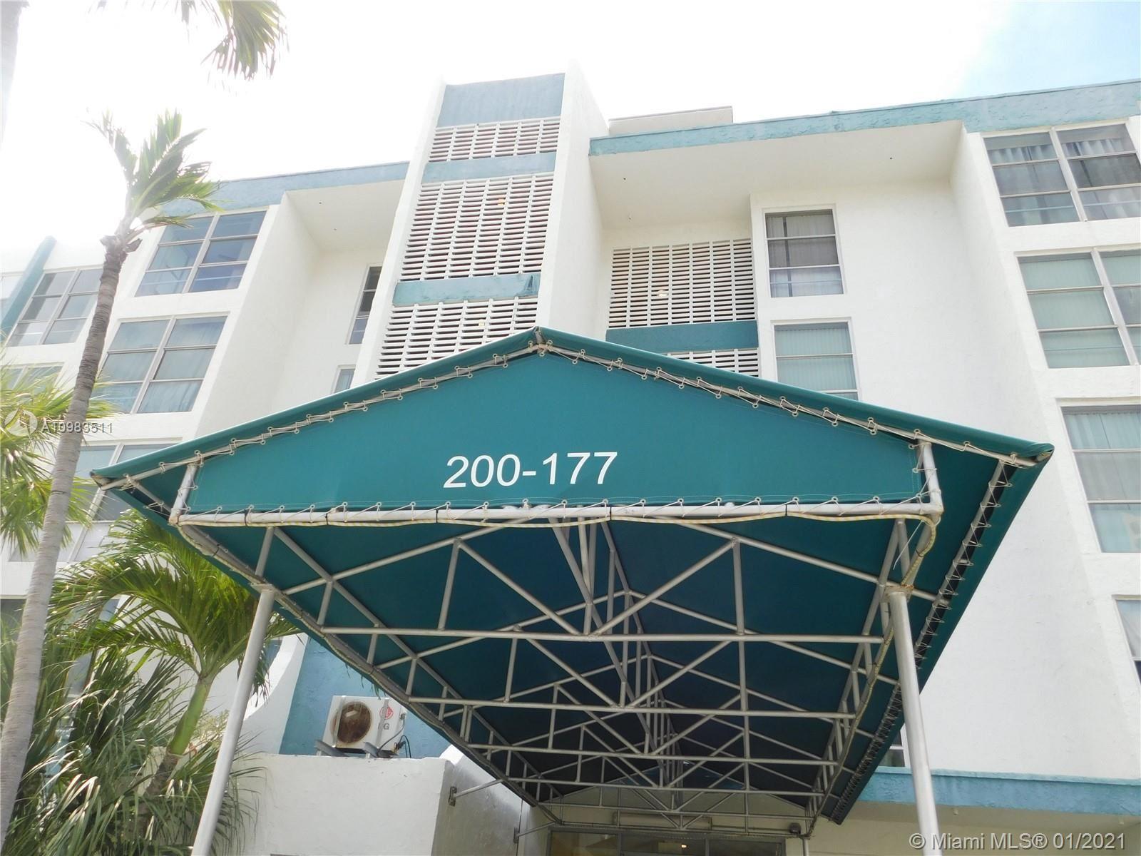 200 177th Dr #101, Sunny Isles, FL 33160 - #: A10983511