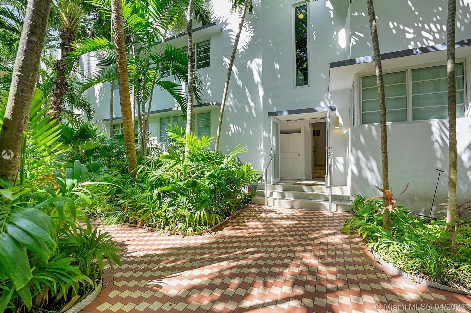 3917 N Meridian Ave #104, Miami Beach, FL 33140 - #: A11035511