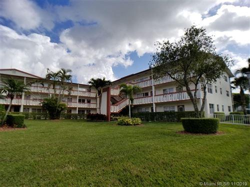 Photo of 250 Brighton F #F, Boca Raton, FL 33434 (MLS # A10777512)