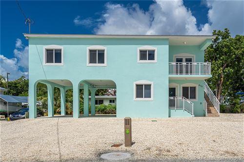 Photo of 875 La Paloma Rd, Key Largo, FL 33037 (MLS # A10911512)