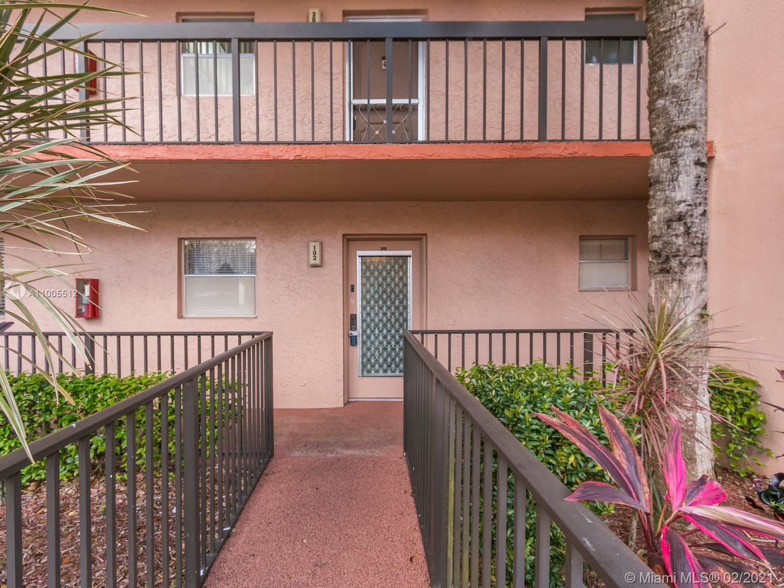 Photo of 3160 Holiday Springs Blvd #7-102, Margate, FL 33063 (MLS # A11005512)