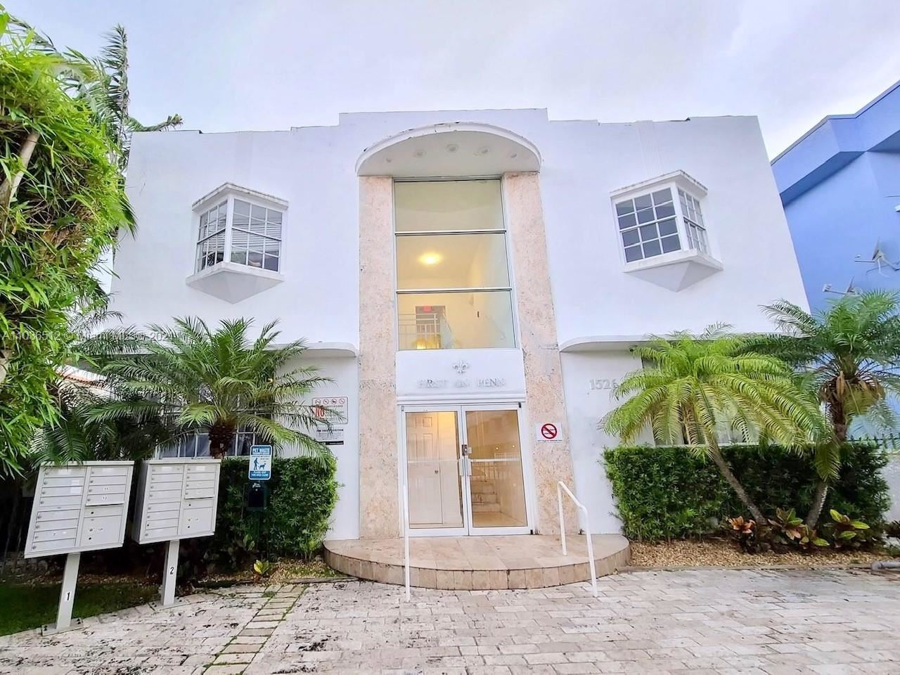 1526 Pennsylvania Ave #8, Miami Beach, FL 33139 - #: A11036512
