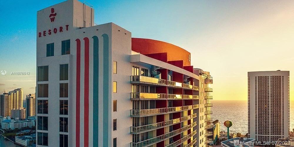 2602 E Hallandale Beach Boulevard #R2604, Hallandale Beach, FL 33009 - #: A11076512