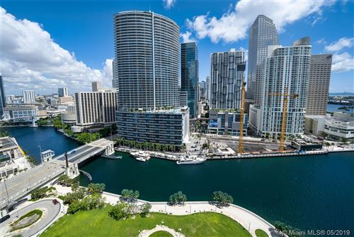 Photo of 475 BRICKELL AVE #2310, Miami, FL 33131 (MLS # A10032513)