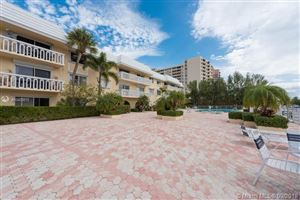 Photo of 100 Edgewater Dr #115, Coral Gables, FL 33133 (MLS # A10403513)