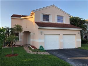 Photo of Listing MLS a10657513 in 18537 NW 19th St Pembroke Pines FL 33029