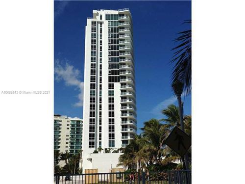 Photo of 3951 S Ocean Dr #802, Hollywood, FL 33019 (MLS # A10688513)