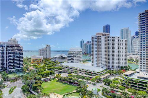 Photo of 888 Brickell Key Dr #1802, Miami, FL 33131 (MLS # A10839513)