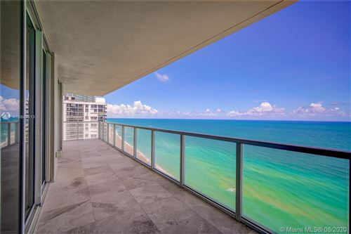 Photo of 16699 Collins Ave #2503, Sunny Isles Beach, FL 33160 (MLS # A10843513)