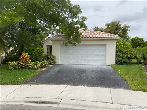 Photo of Listing MLS a10858513 in 4280 Ironwood Ct Weston FL 33331