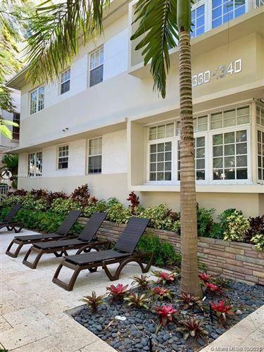 Photo of 1330 Drexel Ave #201, Miami Beach, FL 33139 (MLS # A11007513)