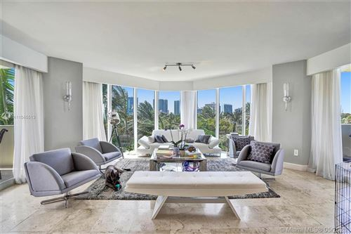 Photo of 19333 Collins Ave #504, Sunny Isles Beach, FL 33160 (MLS # A11045513)