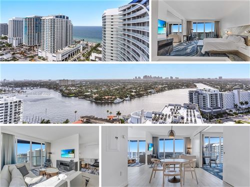 Photo of 3101 Bayshore Dr #2102, Fort Lauderdale, FL 33304 (MLS # A11073513)