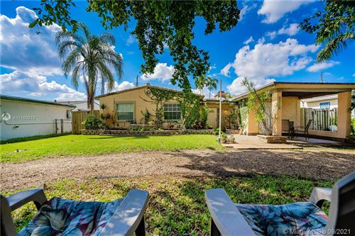Photo of 3210 Cleveland St, Hollywood, FL 33021 (MLS # A11100513)