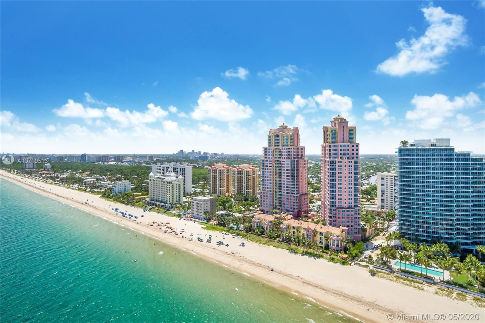 2110 N Ocean Blvd #24D, Fort Lauderdale, FL 33305 - #: A10719513