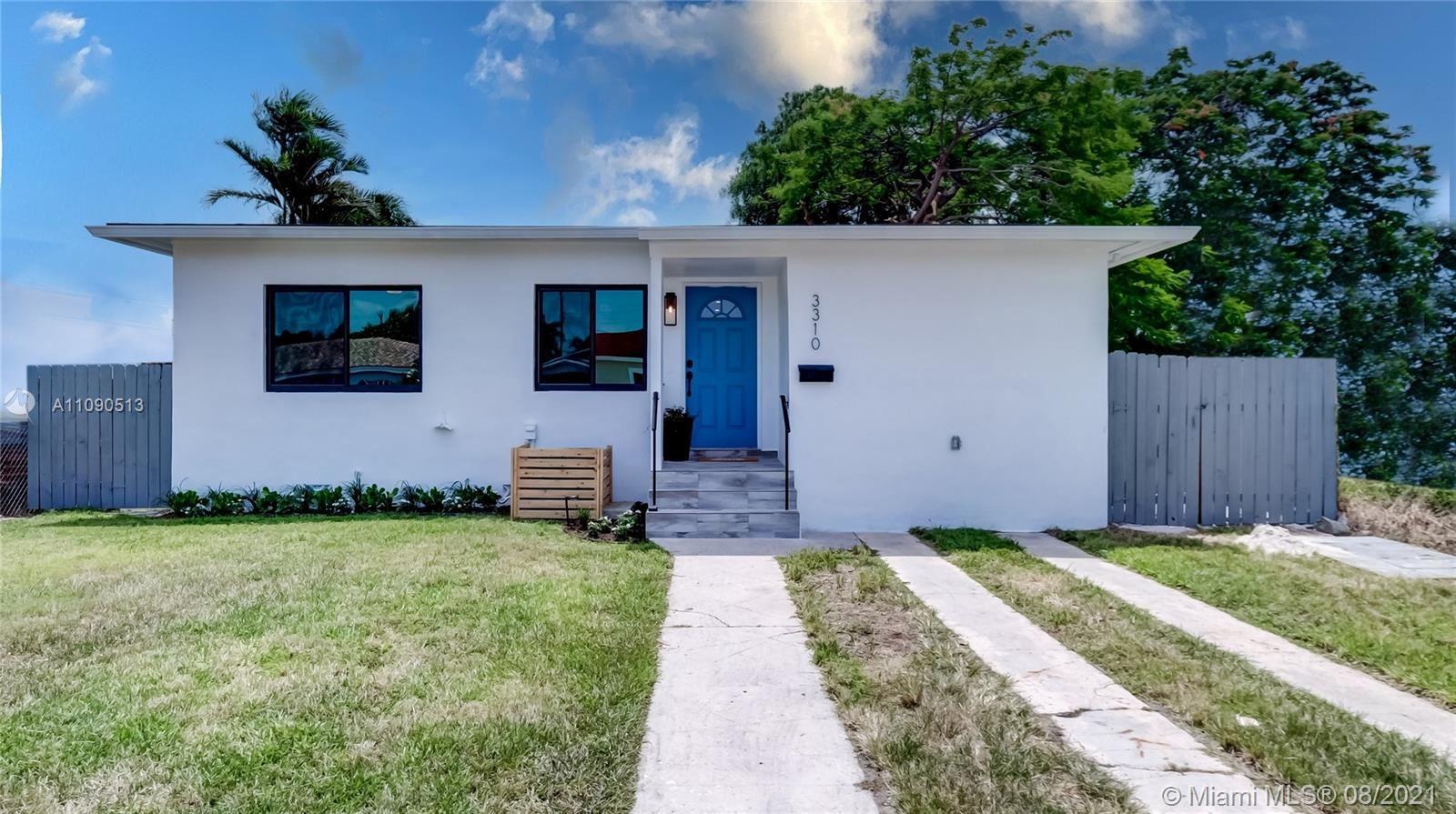 3310 SW 26th St, Miami, FL 33133 - #: A11090513