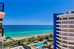 Photo of 5225 COLLINS AV #1609, Miami Beach, FL 33140 (MLS # A10364514)