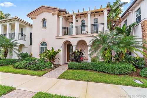 Photo of 58 Stoney Drive, Palm Beach Gardens, FL 33410 (MLS # A10776514)