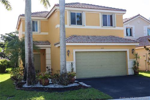Photo of 1572 Canary Island Dr, Weston, FL 33327 (MLS # A11098514)