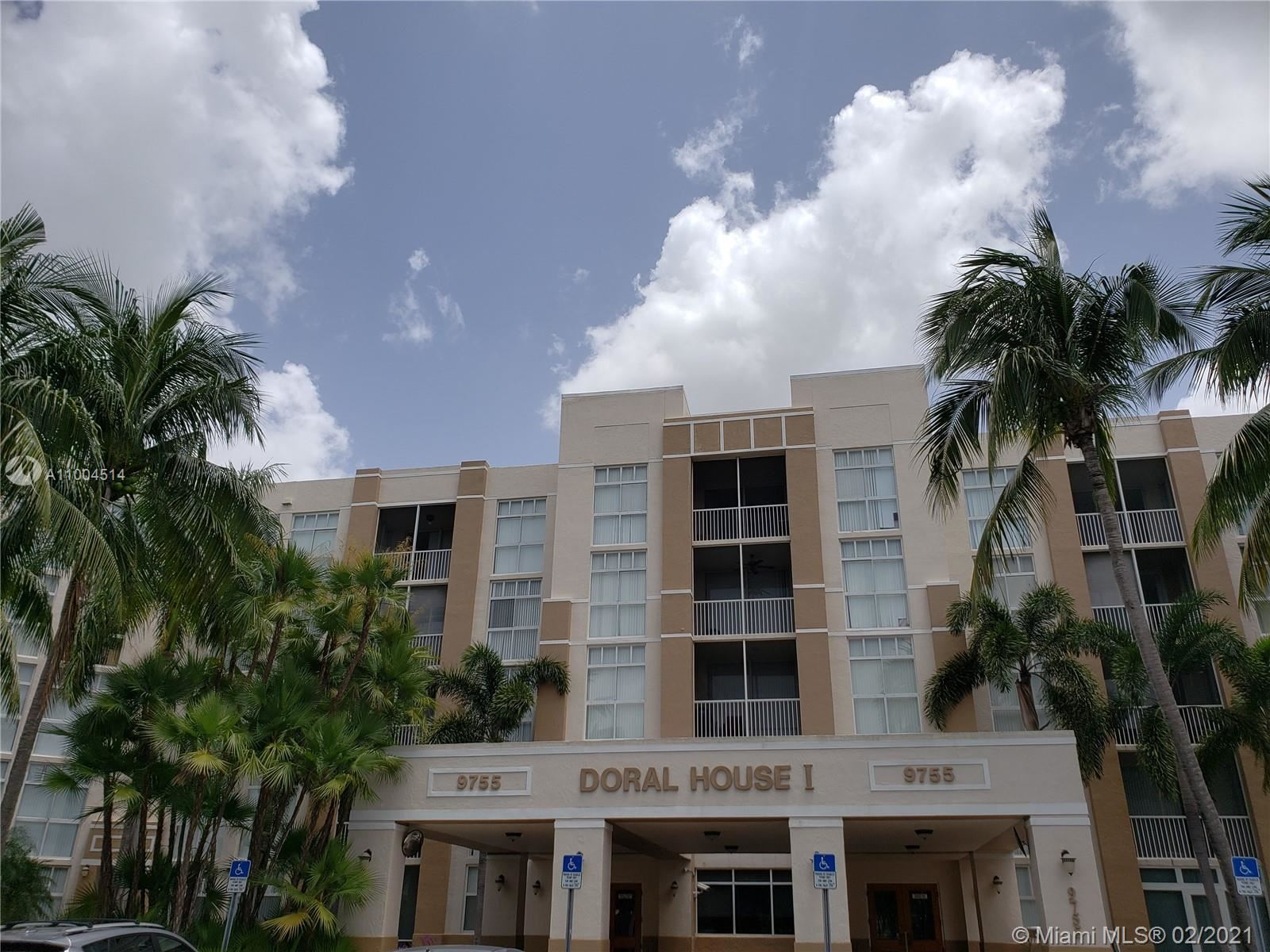 Photo of 9755 NW 52nd St #406, Doral, FL 33178 (MLS # A11004514)