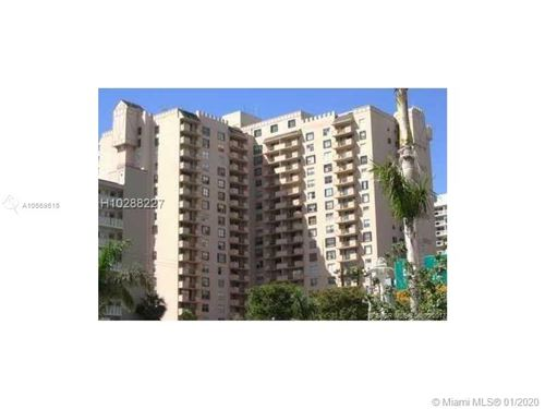 Photo of 1865 S Ocean Dr #17N, Hallandale, FL 33009 (MLS # A10569515)