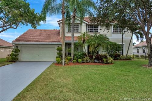 Photo of Listing MLS a10751516 in 7330 NW 68th Ave Parkland FL 33067