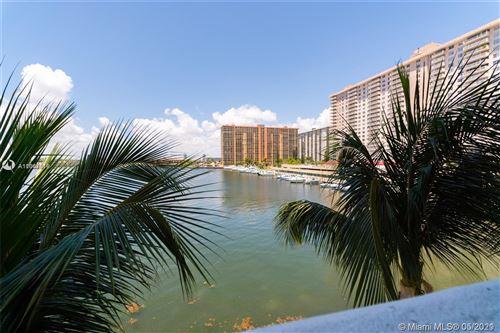 Photo of 17150 N Bay Rd #2407, Sunny Isles Beach, FL 33160 (MLS # A11047516)