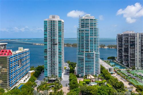 Photo of 2127 Brickell Ave #3405, Miami, FL 33129 (MLS # A10901517)
