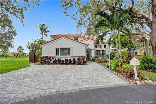 Photo of 4299 SW 148th Ave, Miami, FL 33185 (MLS # A10954517)