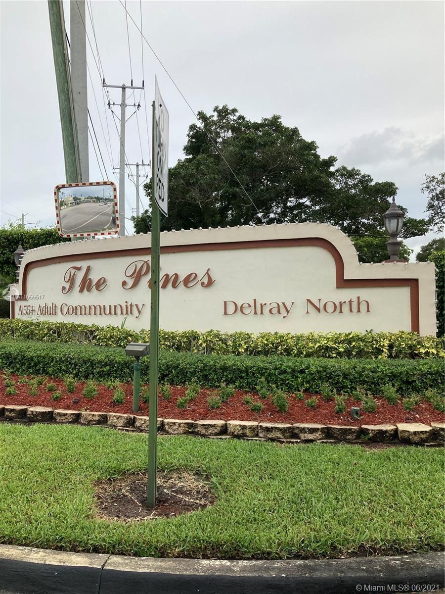 1520 NW 18th Ave #204, Delray Beach, FL 33445 - #: A11059517