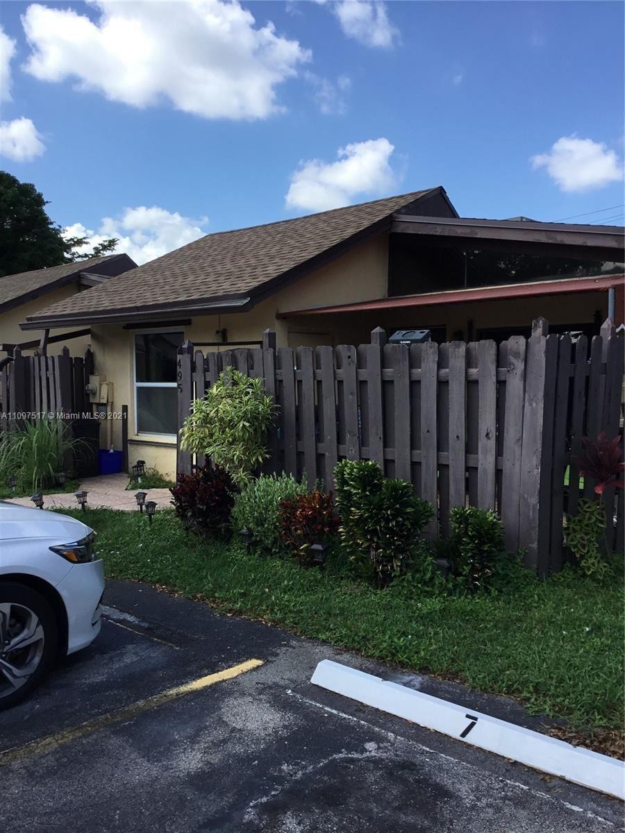 495 Briarwood Cir #3-61, Hollywood, FL 33024 - #: A11097517