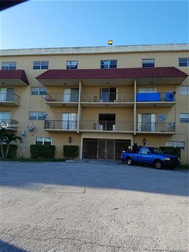Photo of 5100 SW 41st St #322, Pembroke Park, FL 33023 (MLS # A10641518)