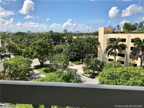 Photo of 2501 BRICKELL AV #603, Miami, FL 33129 (MLS # A10862518)
