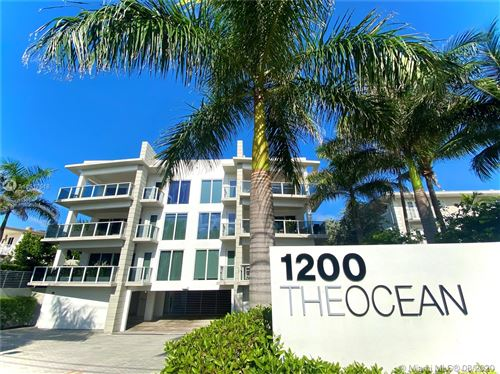 Photo of 1200 SW Hillsboro Mile #1303, Hillsboro Beach, FL 33062 (MLS # A10917518)