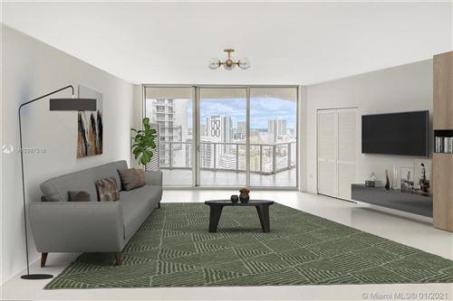 Photo of 300 S Biscayne Blvd #T-3207, Miami, FL 33131 (MLS # A10987518)