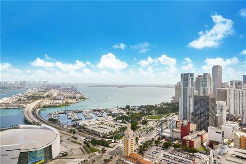Photo of 851 NE 1st Ave #4109, Miami, FL 33128 (MLS # A10786519)
