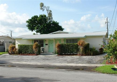 Photo of Listing MLS a10803519 in 6410 NW 20th Ct Sunrise FL 33313