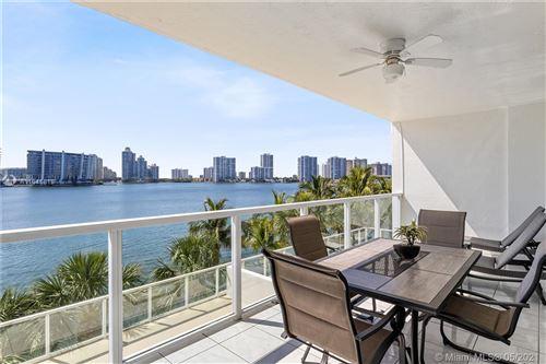 Photo of 18100 N Bay Rd #409, Sunny Isles Beach, FL 33160 (MLS # A11041519)