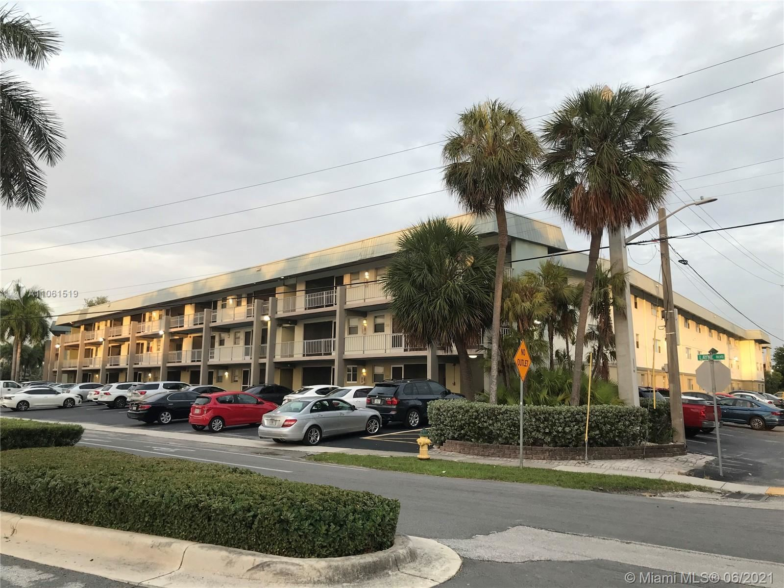 250 Layne Blvd #211, Hallandale Beach, FL 33009 - #: A11061519