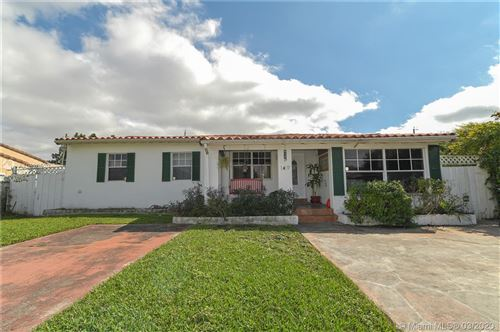 Photo of Listing MLS a10820520 in 169 Tamiami Canal Rd Miami FL 33144