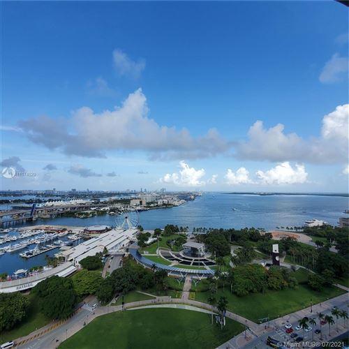 Photo of 244 Biscayne Blvd #2702, Miami, FL 33132 (MLS # A11074520)