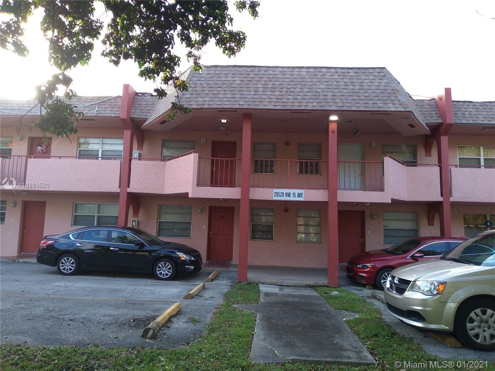 20520 NW 15th Ave #118, Miami Gardens, FL 33169 - #: A10983520