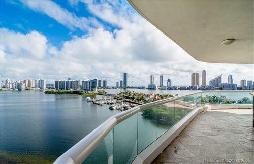 Photo of 6000 Island Blvd #1001, Aventura, FL 33160 (MLS # A10398521)