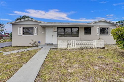 Photo of Listing MLS a10841521 in 3010 NW 211th St Miami Gardens FL 33056