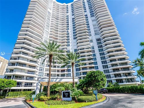 Photo of 19195 Mystic Pointe Dr #1005, Aventura, FL 33180 (MLS # A10961521)
