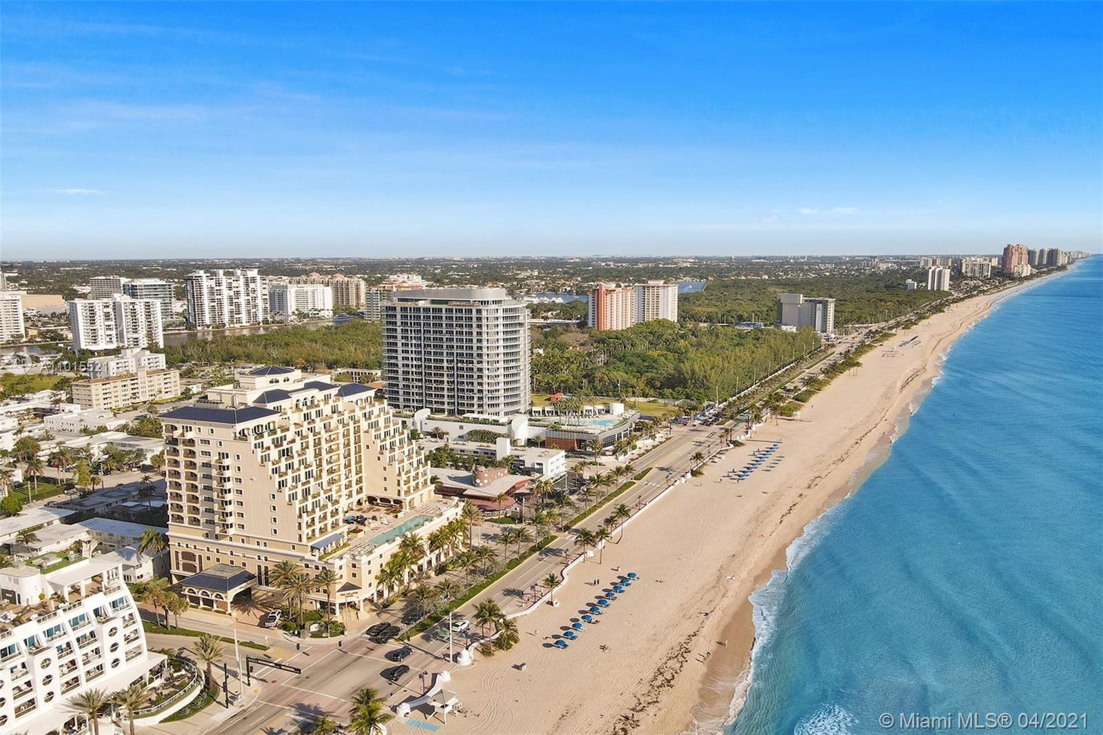 601 N Ft Lauderdale Beach Blvd #610, Fort Lauderdale, FL 33304 - #: A11015521