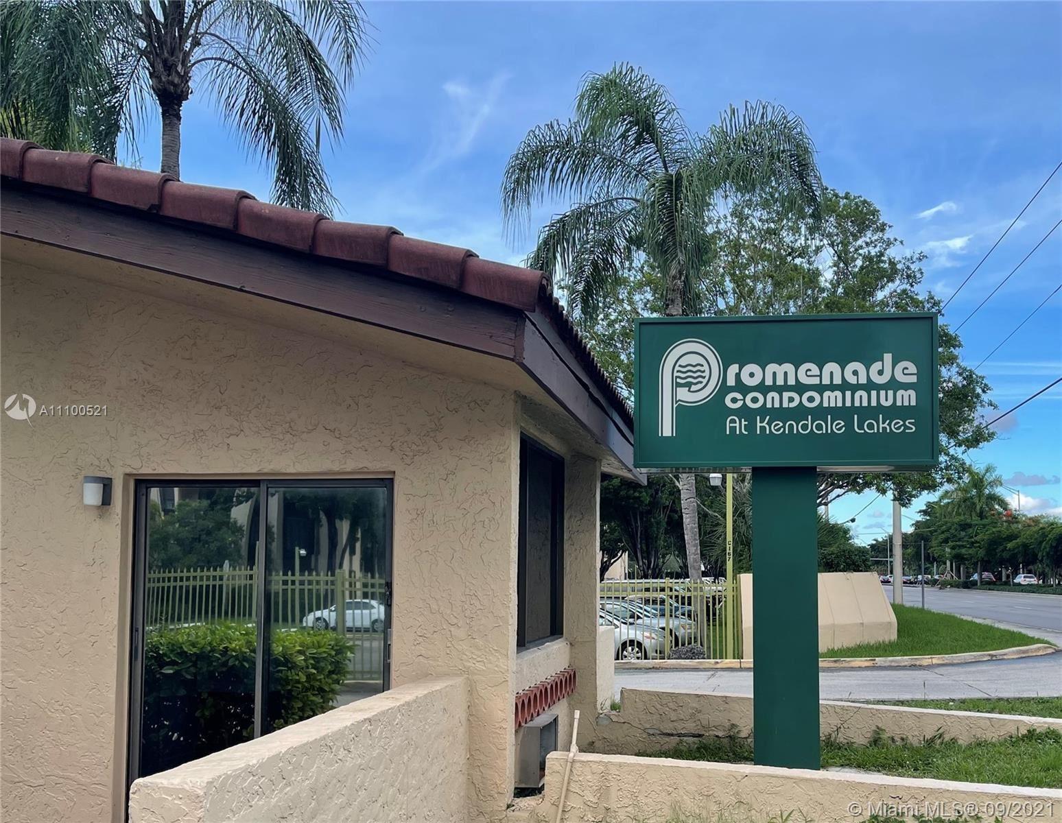 14221 N Kendall Dr #201C, Miami, FL 33186 - #: A11100521