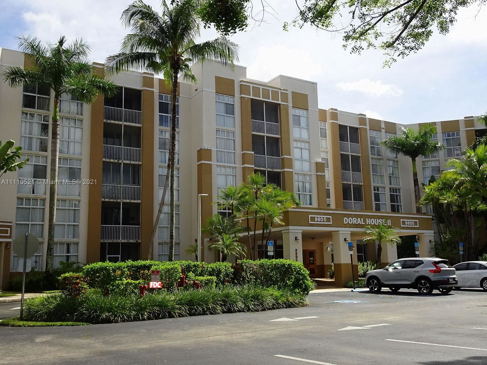 9805 NW 52nd St #205, Doral, FL 33178 - #: A11110521