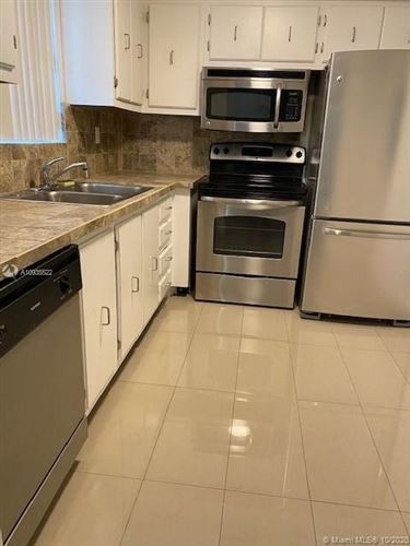 Photo of 9369 Fontainebleau Blvd #J217, Miami, FL 33172 (MLS # A10935522)