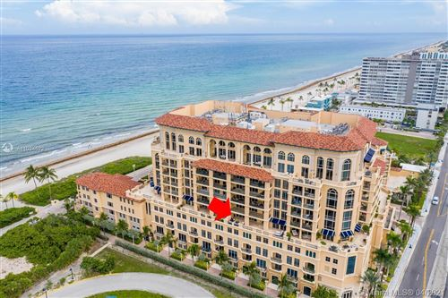 Photo of 3501 N Ocean Dr #4G, Hollywood, FL 33019 (MLS # A11024522)